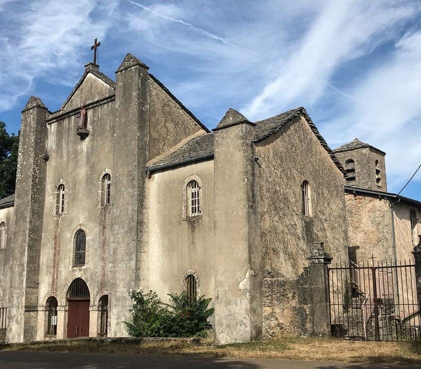 Eglise La Salvage